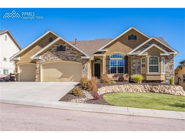 589  Burke Hollow Drive Monument, CO 80132