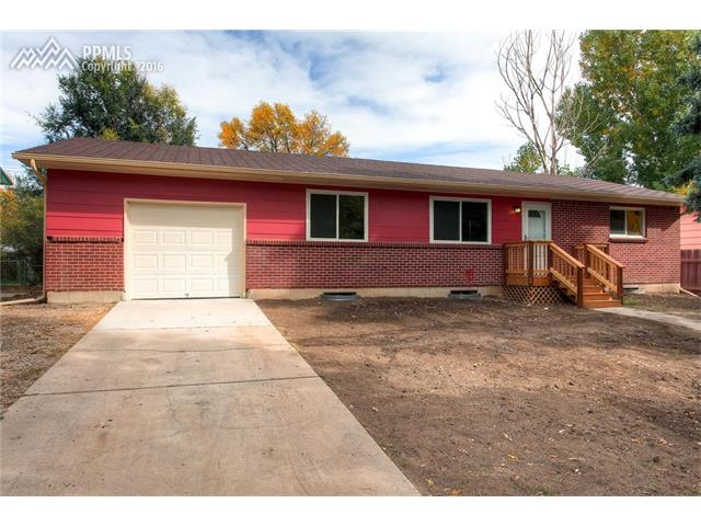 1111  Fosdick Drive Colorado Springs, CO 80909