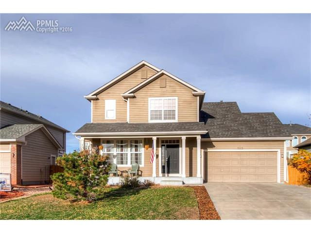 9312  St George Road Peyton, CO 80831