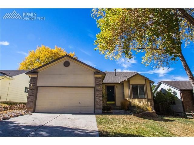 6410  Montarbor Drive Colorado Springs, CO 80918