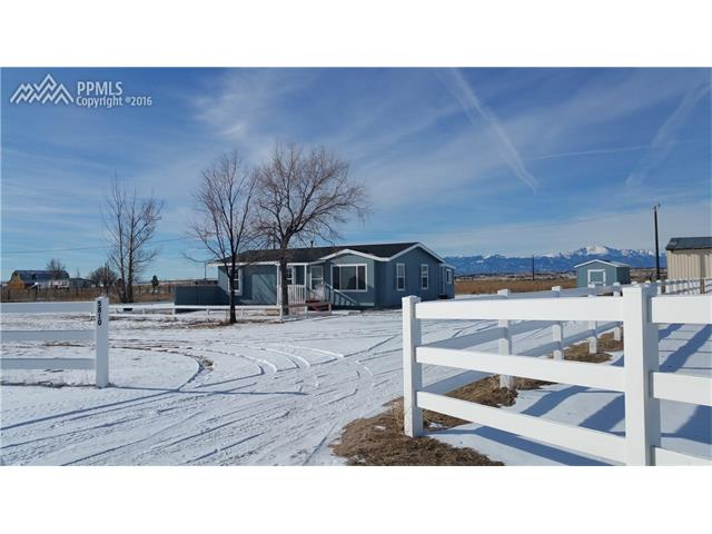 5810  Good Fortune Road Peyton, CO 80831