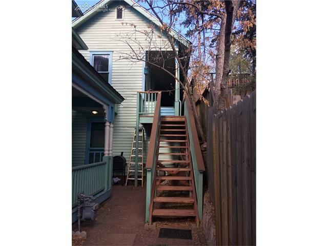 42  Grand Avenue Manitou Springs, CO 80829