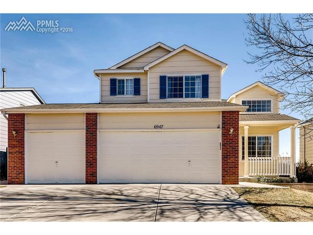 6947  Hillock Drive Colorado Springs, CO 80922