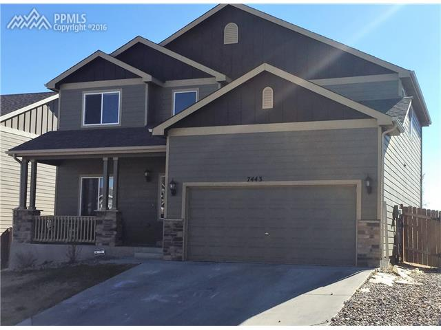 7443  Willowdale Drive Fountain, CO 80817