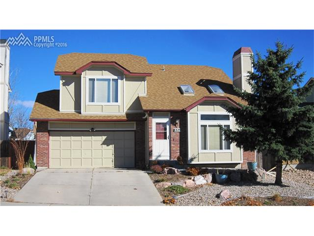 8329  Dolly Madison Drive Colorado Springs, CO 80920
