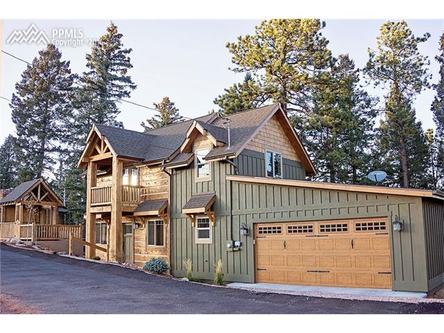 160  Dewell Road Woodland Park, CO 80863