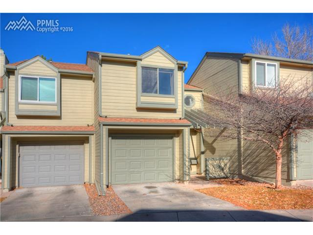 3418  Atlantic Drive Colorado Springs, CO 80910