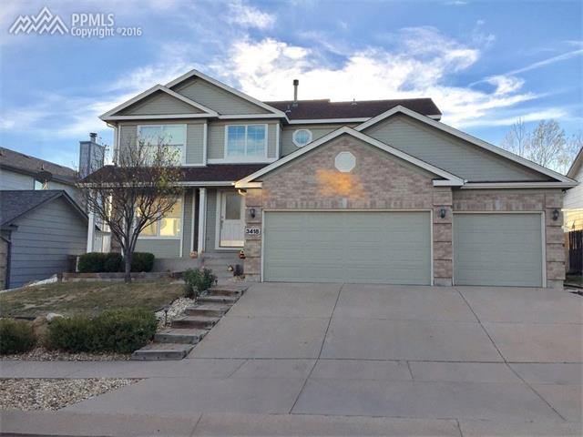 3418  Macgregor Drive Colorado Springs, CO 80922