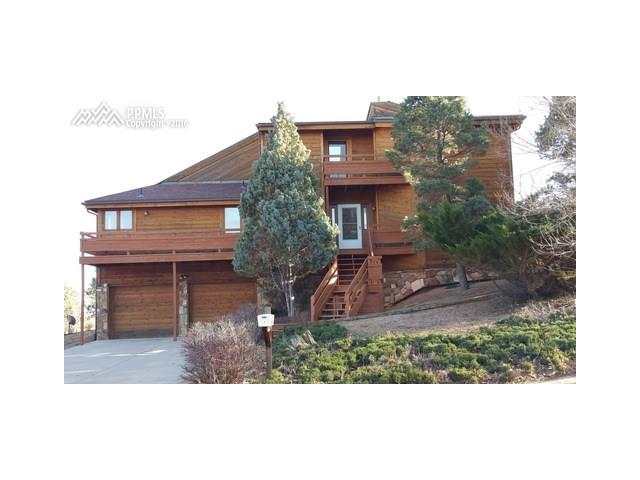 465  Crystal Hills Boulevard Manitou Springs, CO 80829