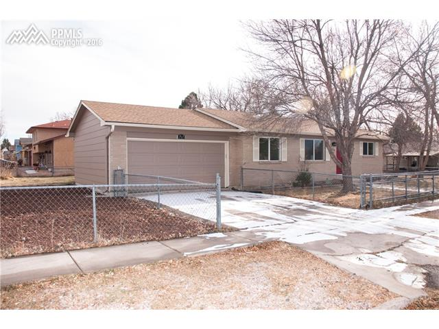 1309  Fetterman Drive Colorado Springs, CO 80915