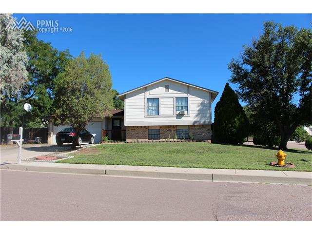 7110  Painted Rock Drive Colorado Springs, CO 80911