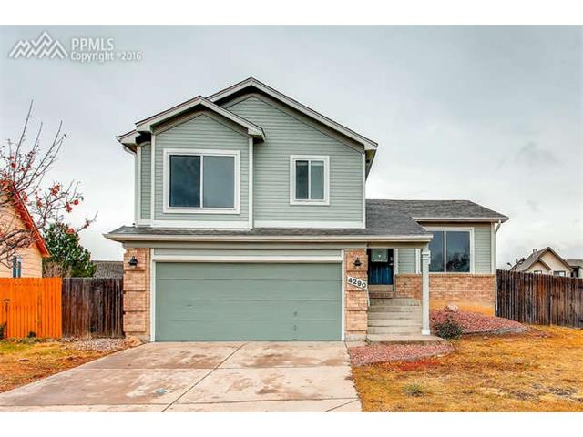 4290  Daylilly Drive Colorado Springs, CO 80916