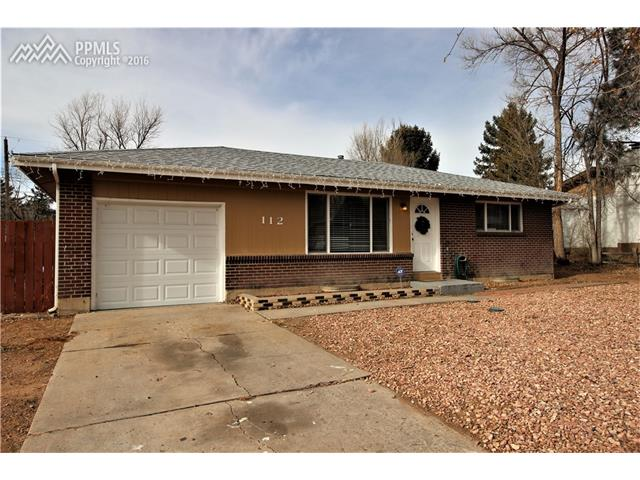 112  Fordham Street Colorado Springs, CO 80911