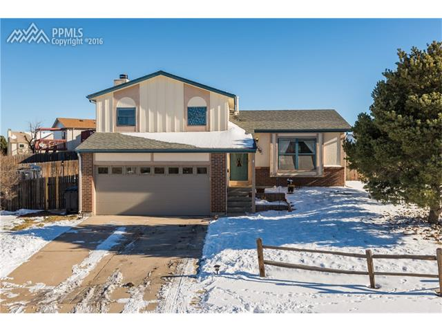 3930  Ayers Drive Colorado Springs, CO 80920