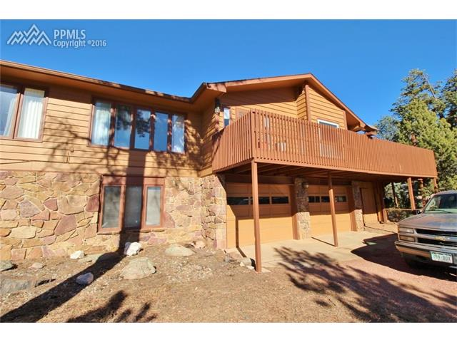 250  Apache Trail Woodland Park, CO 80863