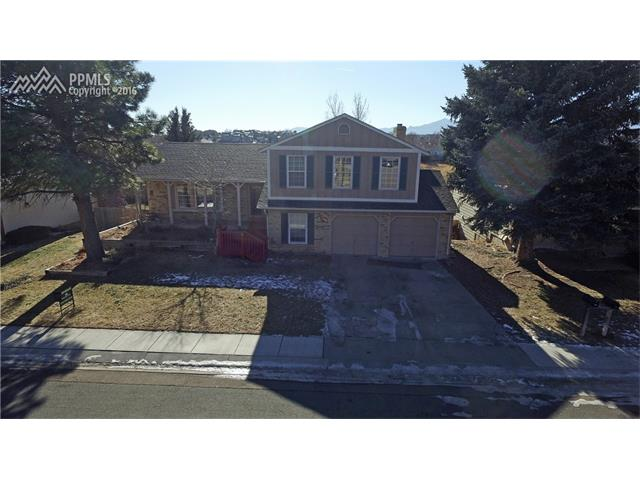 295  Tamarron Drive Colorado Springs, CO 80919
