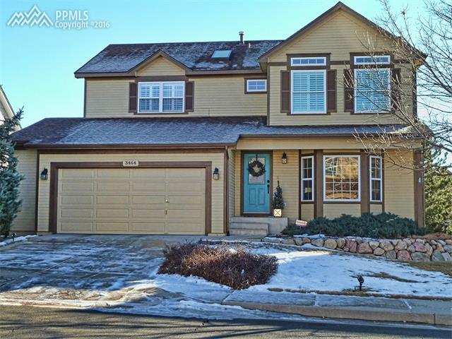 3464  Cape Romain Drive Colorado Springs, CO 80920