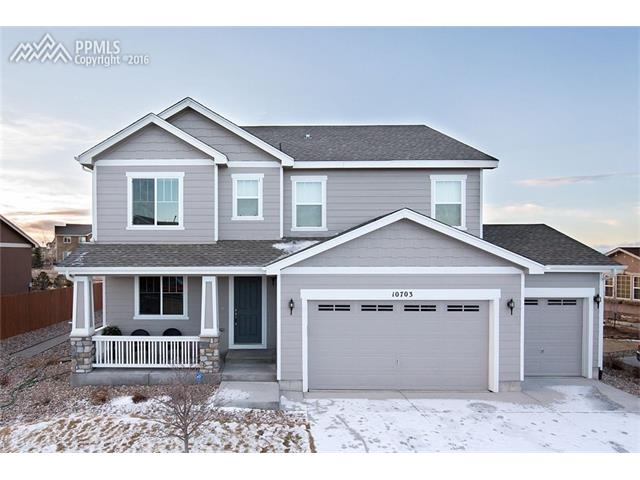 10703  Torreys Peak Way Peyton, CO 80831