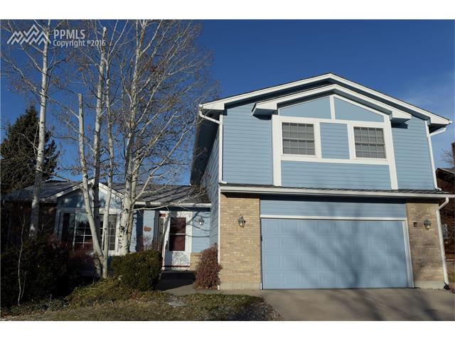 3605  Windjammer Drive Colorado Springs, CO 80920