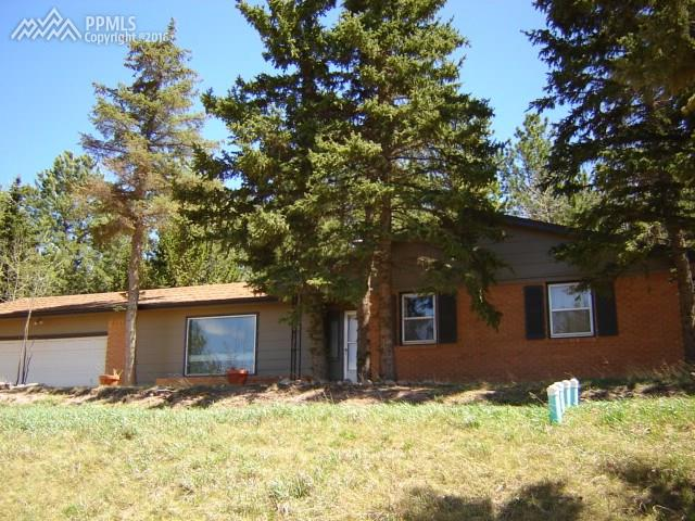 230  Piney Point Lane Woodland Park, CO 80863