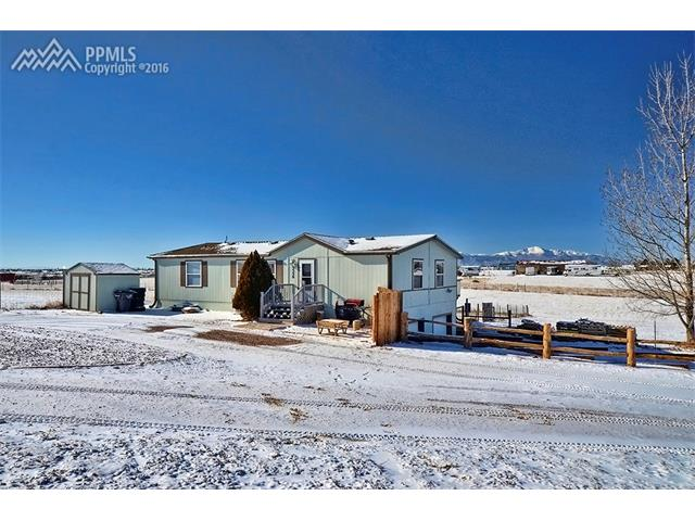 5530  Murr Road Peyton, CO 80831