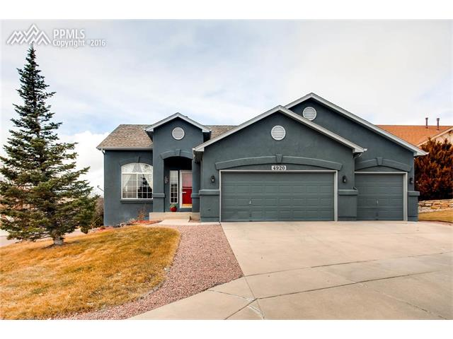 4920  Kashmire Drive Colorado Springs, CO 80920