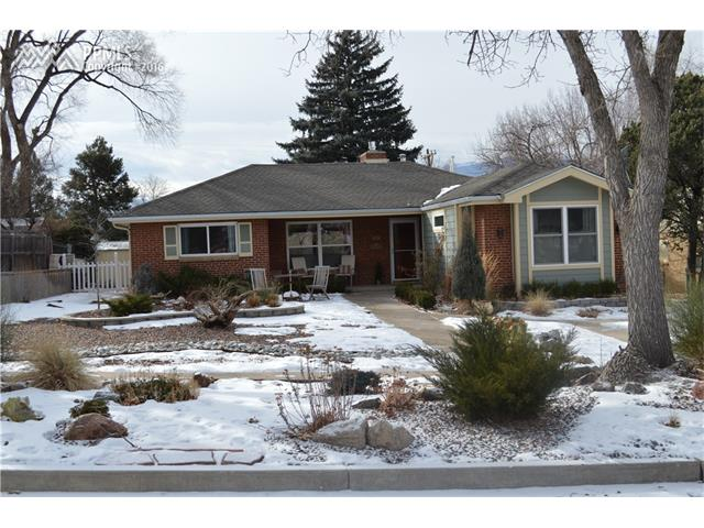 1252 N Meade Avenue Colorado Springs, CO 80909