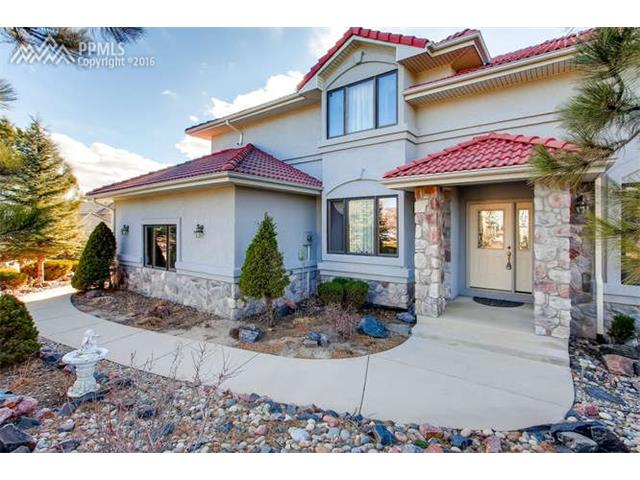 15310  Copperfield Drive Colorado Springs, CO 80921