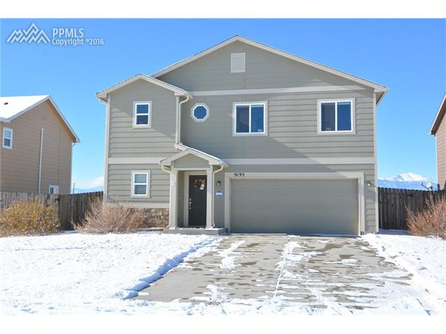 9195  Sand Myrtle Drive Colorado Springs, CO 80925