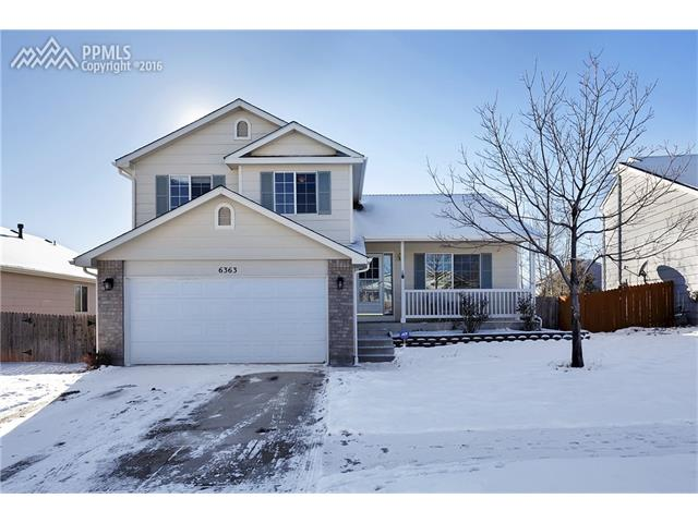 6363  La Plata Peak Drive Colorado Springs, CO 80923
