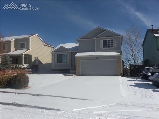 2270  Lisa Drive Colorado Springs, CO 80915
