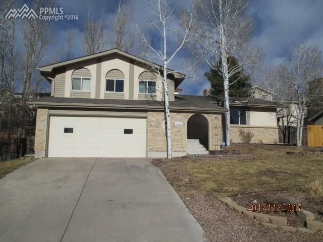 5545  Wagon Master Drive Colorado Springs, CO 80917