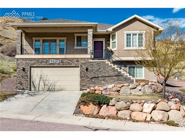 7225  Centennial Glen Drive Colorado Springs, CO 80919