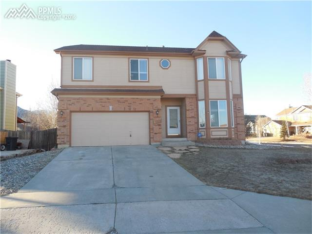 1362  Nutwood Drive Colorado Springs, CO 80906