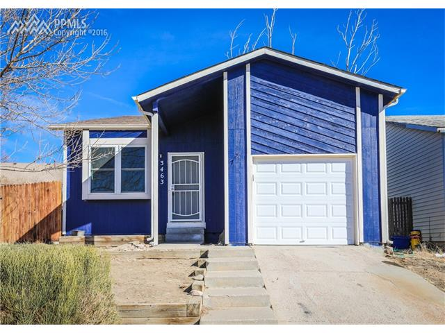 3463  Foxridge Drive Colorado Springs, CO 80916