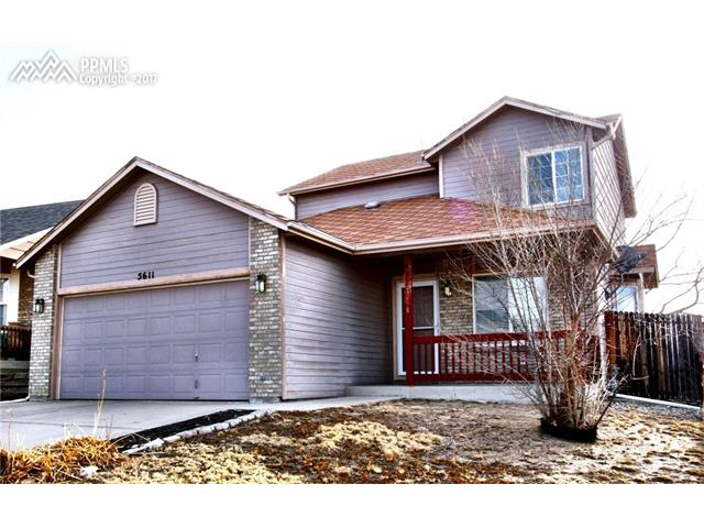 5611  Preminger Drive Colorado Springs, CO 80911