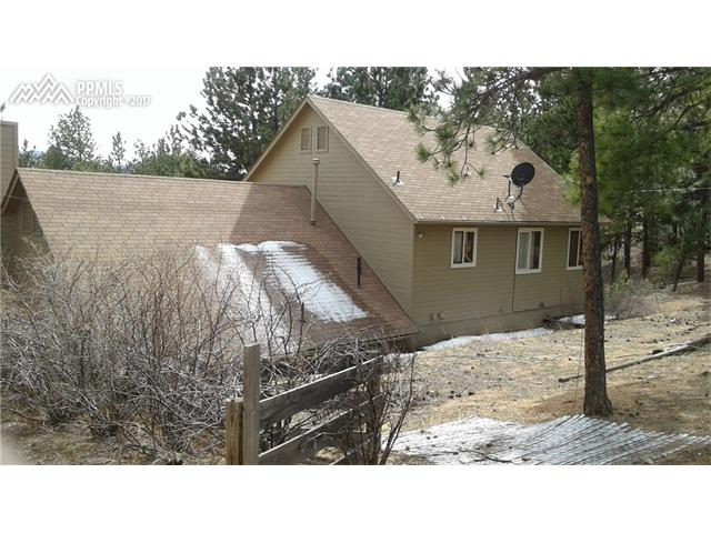 70  Spruce Drive Woodland Park, CO 80863