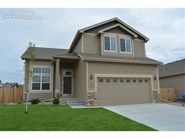 7803  Morton Drive Fountain, CO 80817