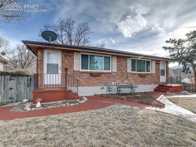 2525 E Buena Ventura Drive Colorado Springs, CO 80909