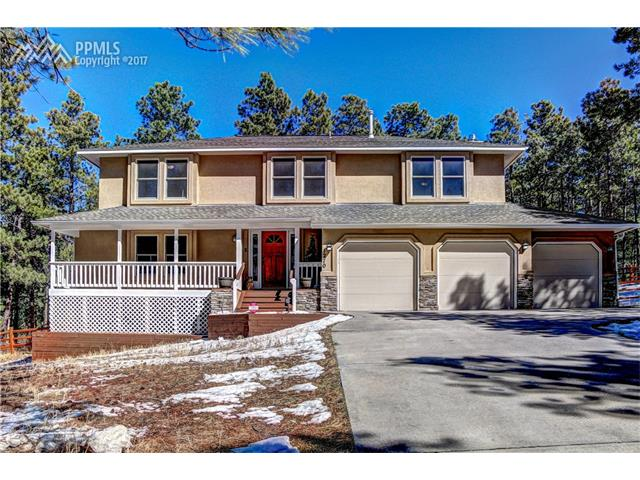 1270  Old Antlers Way Monument, CO 80132