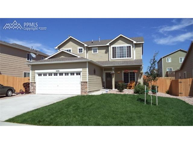 9184  Sand Myrtle Drive Colorado Springs, CO 80925