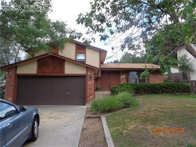 6371  Galway Drive Colorado Springs, CO 80918