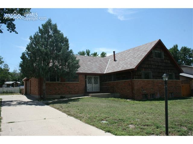 39 N Amherst Street Colorado Springs, CO 80911