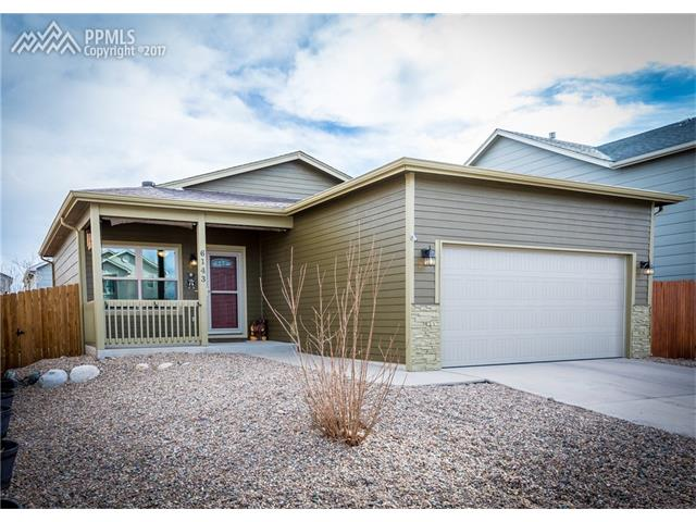 6143  Scout Drive Colorado Springs, CO 80923