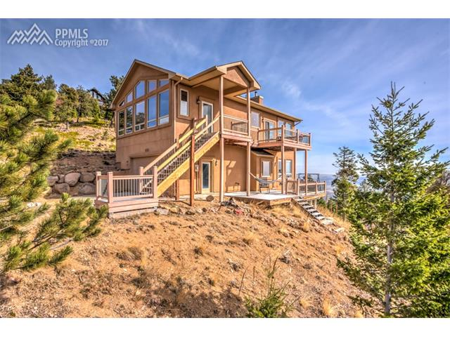 315  Earthsong Way Manitou Springs, CO 80829
