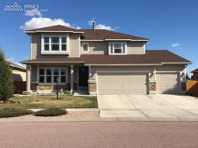 5765  Whiskey River Drive Colorado Springs, CO 80923