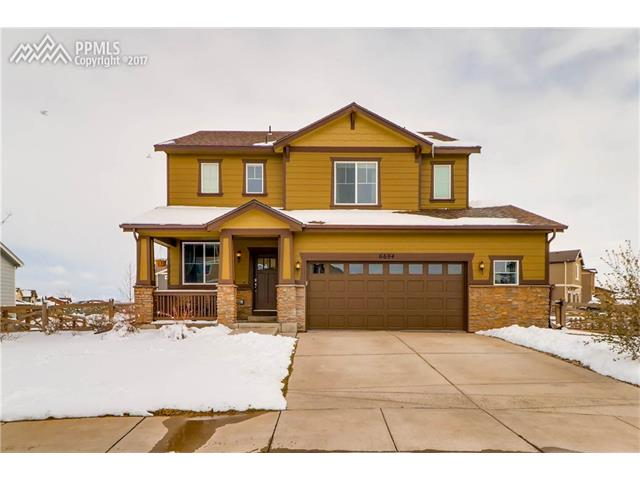 6694  Monterey Pine Loop Colorado Springs, CO 80927