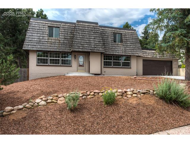 2407  Virgo Drive Colorado Springs, CO 80906