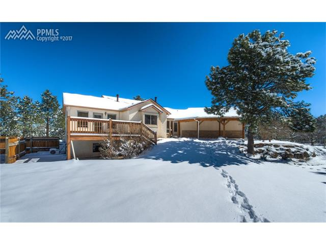 18190 E Forest Drive Monument, CO 80132