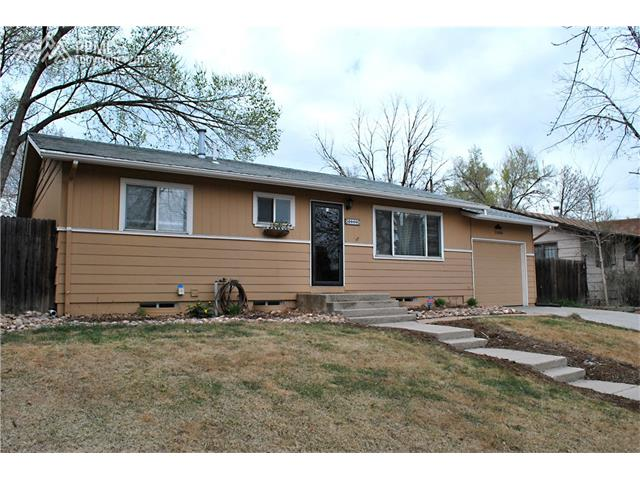 2606  Green Ridge Drive Colorado Springs, CO 80907